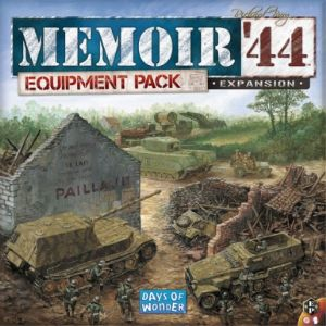 Memoir '44 : Equipment Pack